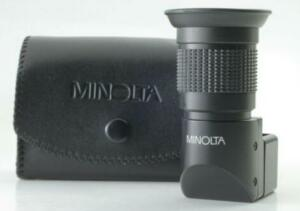 Minolta Rt-angle viewer