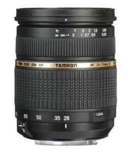 Tamron 28-75mm f2.8 XR Di LD Aspherical-IF-Autofocus Lens-Sony-Minolta-01